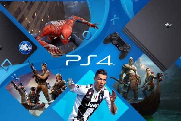 PlayStation ігри для дітлахів
