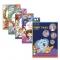 Smart Koala Книга інтерактивна Казки Спл. красуня, Білосніжка, Нове вбрання короля, Принц Жаба