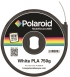 Polaroid Картридж з ниткою 1.75мм/0.75кг PLA, білий