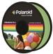 Polaroid Котушка з ниткою 1.75мм/1кг PLA, світло зелений