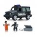 Roblox Ігрова колекційна фігурка Feature Vehicle Jailbreak: SWAT Unit W4, набір 2 шт.