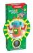 PAULINDA Маса для ліплення Super Dough Robot заводний механізм (крокує) (помаранчевий)