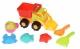 Same Toy Набір для гри з піском - Вантажівка Зелена (7 од.)