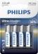Philips Ultra Alkaline [LR6E4B/10]