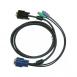 D-Link Комплект кабелей DKVM-IPCB5 для DKVM-IP/IP8, 5m