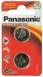 Panasonic CR 2032 [BLI 2 LITHIUM]