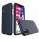 2E Snap для iPhone XS [Navy blue (2E-IPH-XS-TKSPNB)]