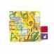 Janod Кубики картонні - Алфавіт
