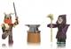 Roblox Ігрова колекційна фігурка Game Packs Legendary: Gatekeeper's Attack, набір 2 шт.