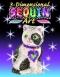 Sequin Art Набір для творчості 3D Cat