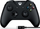 Microsoft Xbox One Controller + USB Cable for Windows