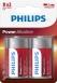 Philips Power Alkaline [LR20P2B/10]