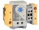 ZPAS Термостат размыкающий 220VAC, 6А, на DIN рейке для обогревателя