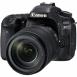 Canon EOS 80D [+ объектив 18-135 IS nano USM]