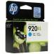 HP 920 XL [Cyan]