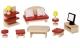 goki Набір для ляльок Меблі для вітальні