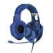 Trust GXT 322B Carus Gaming Headset for PS4 3.5mm BLUE