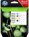 HP 912XL High Yield Original Ink Cartridge [3YP34AE]
