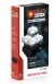 LIGHT STAX База 4х4 Набор Power Plus з 4-ма цеглинками 2х2 Transparent LS-S11502