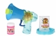 Same Toy Мильні бульбашки Bubble Gun Рупор зі світлом (синій)