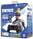 PlayStation Геймпад бездротовий Dualshock v2 Jet Black (Fortnite)