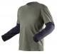Neo Tools Футболка з довгим рукавом OLIVE [81-616-L]
