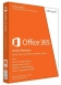 Microsoft Office 365 Home [5 User 1 Year Subscription Ukrainian Medialess P4]
