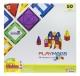 Playmags Магнітний набір 50 ел. PM152