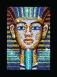Sequin Art Набір для творчості  ORANGE Tutankhamun New