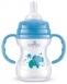 Bayby Пляшечка для годування 150мл 6м+ синя