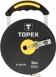 Topex 28C533 Стрiчка вимiрювальна, скловолокно, 30 м