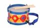 goki Музичний інструмент Барабан із шлеєю (синій)