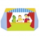 goki Набір ляльок для пальчикового театру