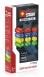 LIGHT STAX Цеглинки 4х2 2х2 2х1 з LED підсвічуванням 12штук 4 кольори LS-S12006