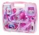 Same Toy Ігровий набір - Доктор (в кейсі, рожевий)