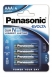 Panasonic EVOLTA AAA [BLI 4 ALKALINE]