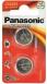 Panasonic CR 2025 [BLI 2 LITHIUM]
