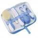 Nuvita Набір по догляду за дитиною (великий, 0м +, синій)