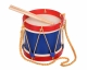 goki Музичний інструмент Барабан парадний