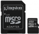 Kingston microSD C10 UHS-I Canvas Select [SDCS/32GB]