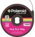 Polaroid Картридж з ниткою 1.75мм/0.75кг PLA, рожевий