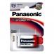 Panasonic EVERYDAY POWER 6LF22 BLI 1 ALKALINE