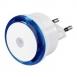 HAMA Мережевий LED світильний Basic, колір підсвітки синій