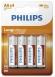 Philips LongLife Zinc Carbon [R6L4B/10]