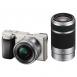 Sony Alpha 6000 [Kit 16-50 + 55-210 Silver]