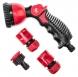 Top Tools Набор: Ороситель пистолетный, соединители, с коннектором 1/2
