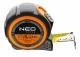 Neo Tools 67-185 Рулетка, сталева стрiчка 5 м x 25 мм, магнiт