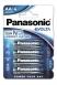Panasonic EVOLTA AA [BLI 4 ALKALINE]