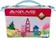MagPlayer Конструктор магнітний 86 од. (MPT-86)