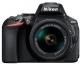 Nikon D5600 [D5600 + AF-P 18-140]